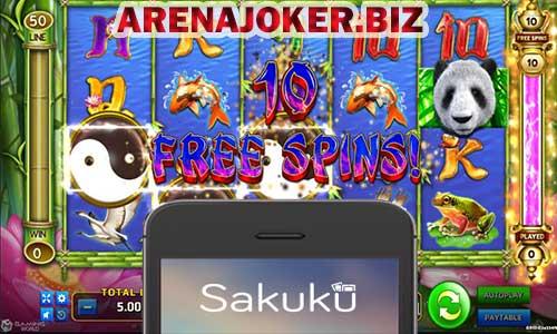 Slot Deposit Sakuku