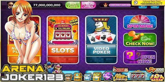 Game Slot Joker